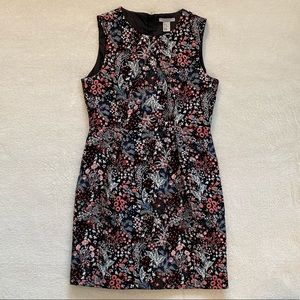 H&M Floral Embroidery Dress